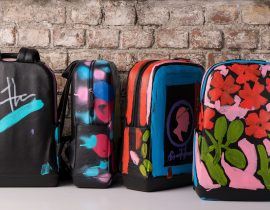 Bradley Theodore's Moleskine Classic Backpacks
