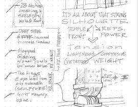 SketchNotes from HarvardX online Course – Using Moleskine Smart Writing
