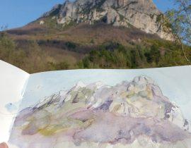 Bugarach Mountain