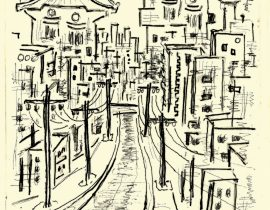 Macau back alleys
