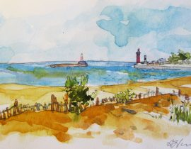 Plein Air Lakeside, Kenosha, WI