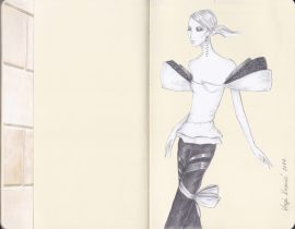 Fashion illustration 26