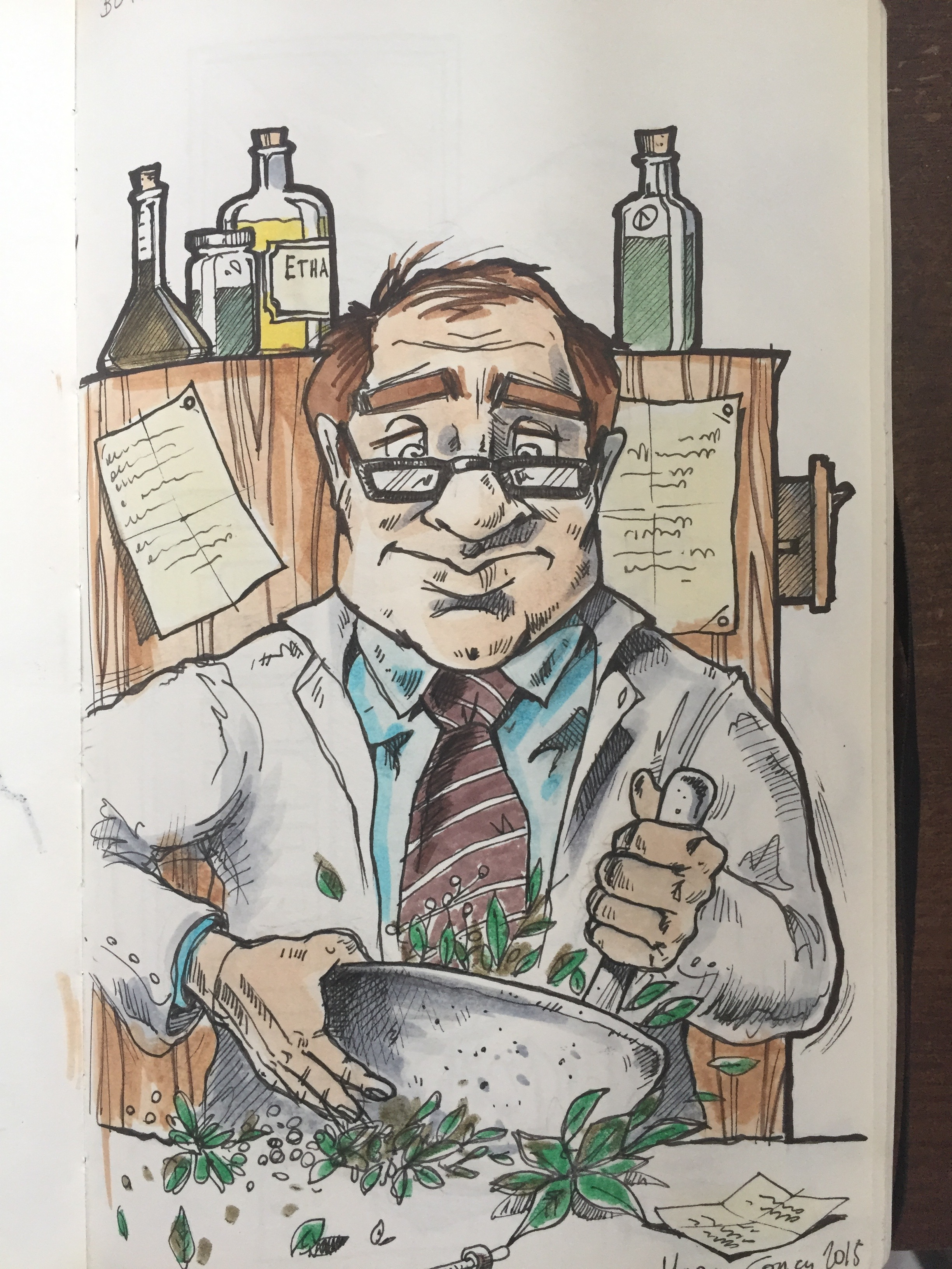 Doctor Williamson