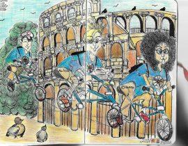 Merry Go Rome