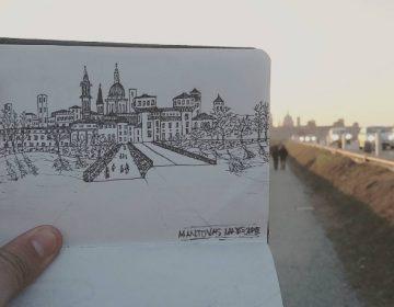 Mantova Landscape