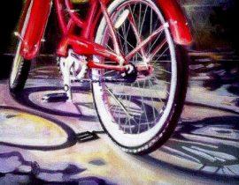half bicycle