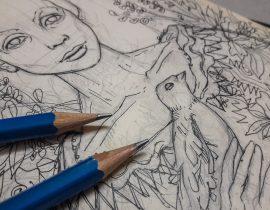Work in Progress – The Blind Bird