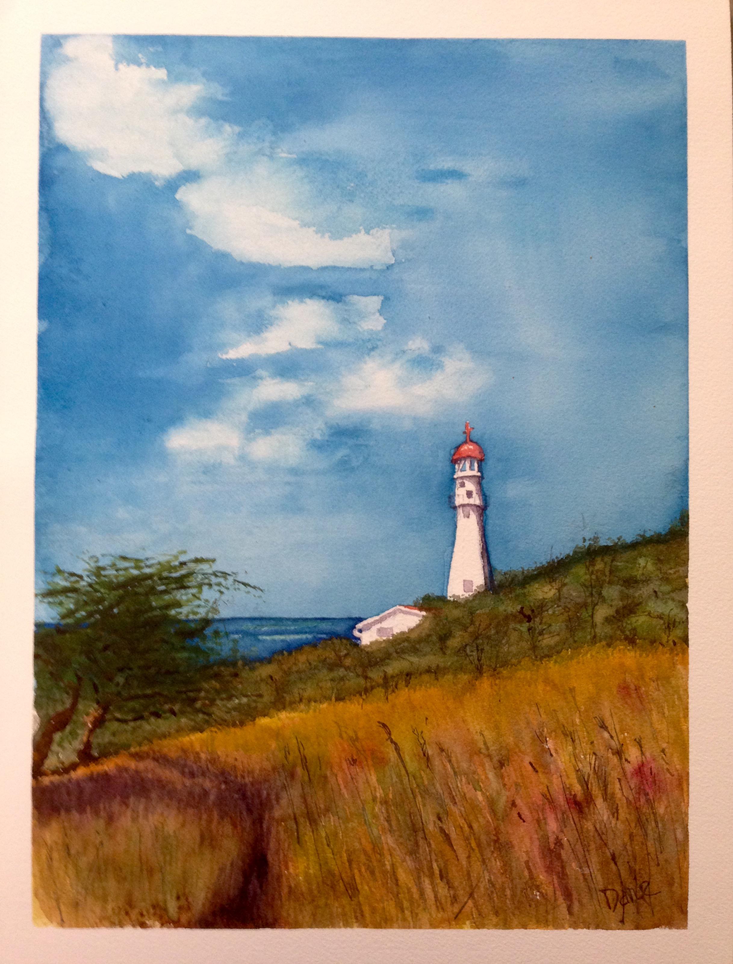 Oahu, Lighthouse