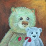 2 little bears…
