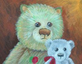 2 little bears…