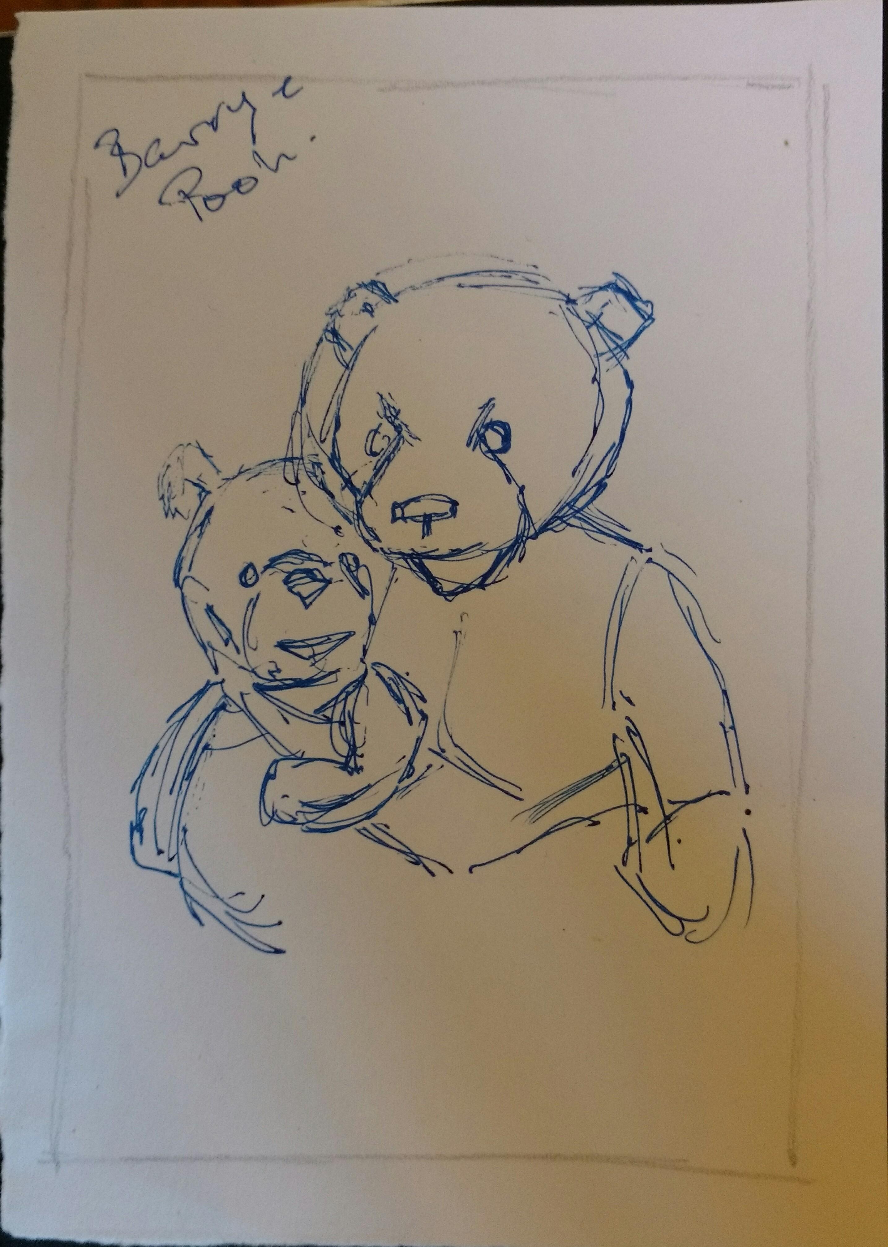 Barry & Pooh