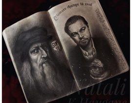 Leonardo VS Leonardo