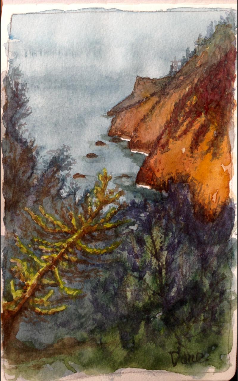 Kirby Cove Marin Headlands