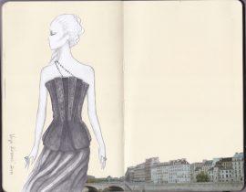 Fashion illustration 28