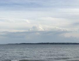 New England Clouds, Nahant Island