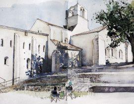 little Italian village