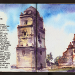 The World Heritage Site of Paoay Church, Philippines