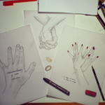 Hand-sketch