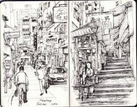 travel in hongkong