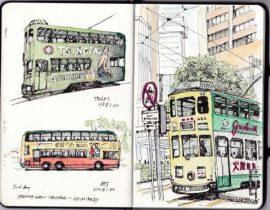 tram in hongkong