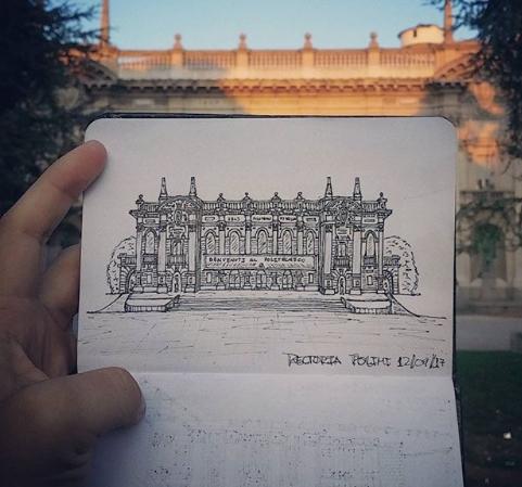 Edificio de Rectoria