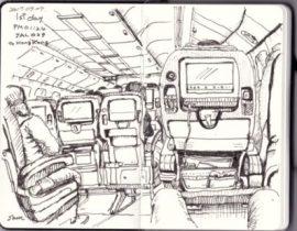 JAL029  tokyo-hongkong