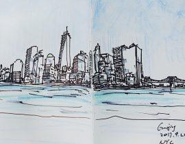 Sketching NYC