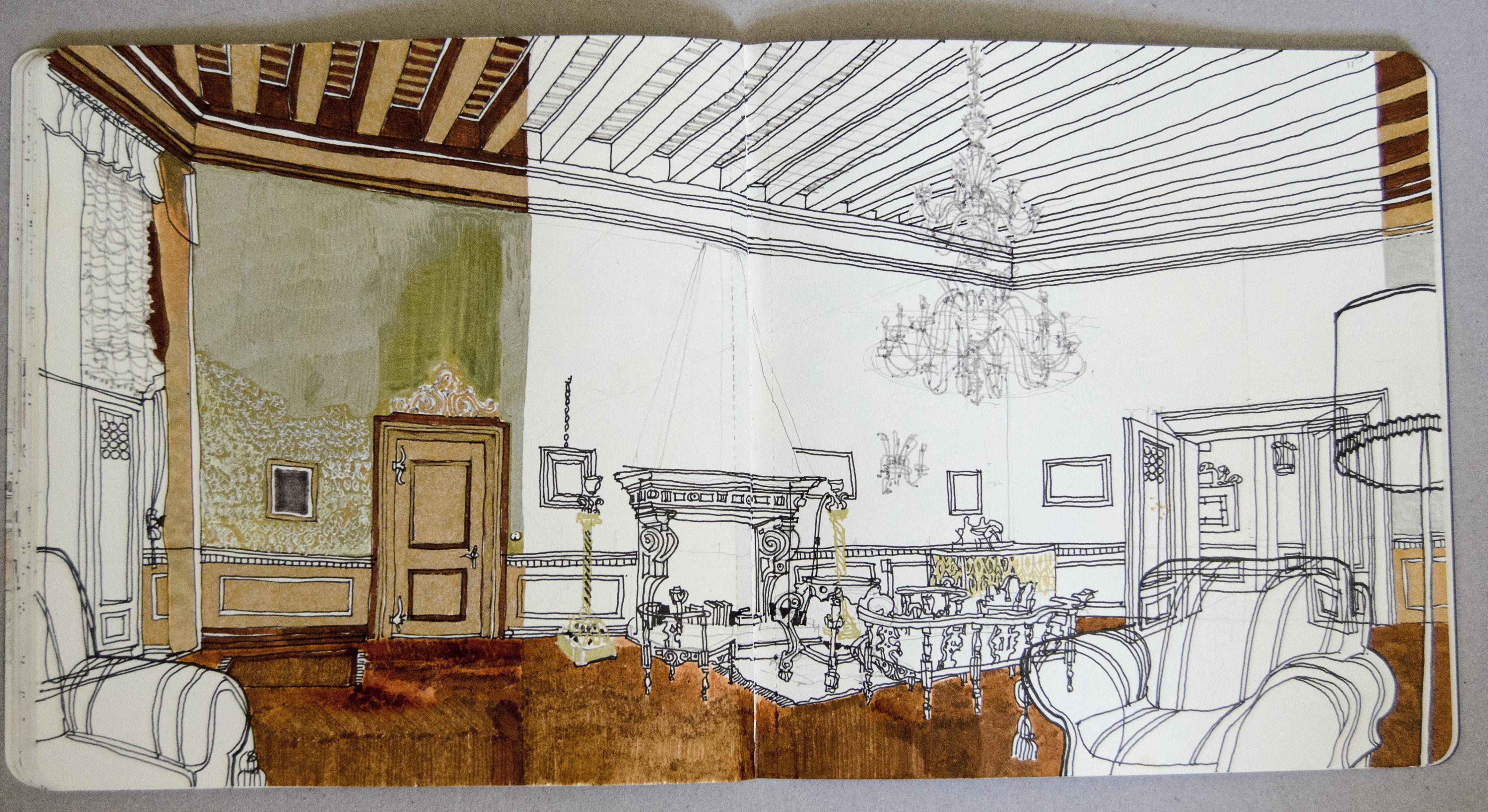Venice interior