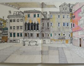 Campo San Silvestro, Venice