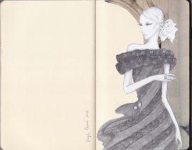Fashion illustration 32