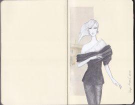 Fashion illustration 30