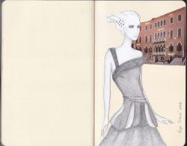 Fashion illustration 31