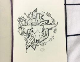 Monday Arvo Sketch