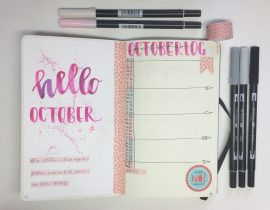 I'M DOING MY SIS BUJO