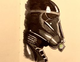 Death Trooper from Star Wars Rogue One