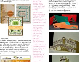 Article on DYNAMIC GRAPHICS Magazine, USA