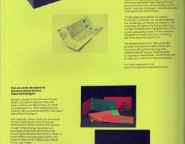 Article on GRAFIK Magazine, UK