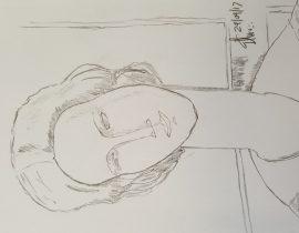 Imitating Modigliani
