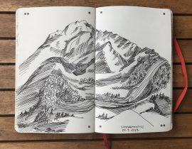 Grosser Finagl Mountain