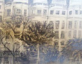Brighton, UK, sketch