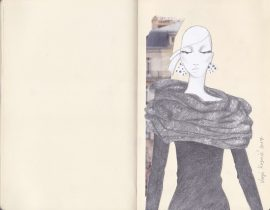 Fashion illustration 33