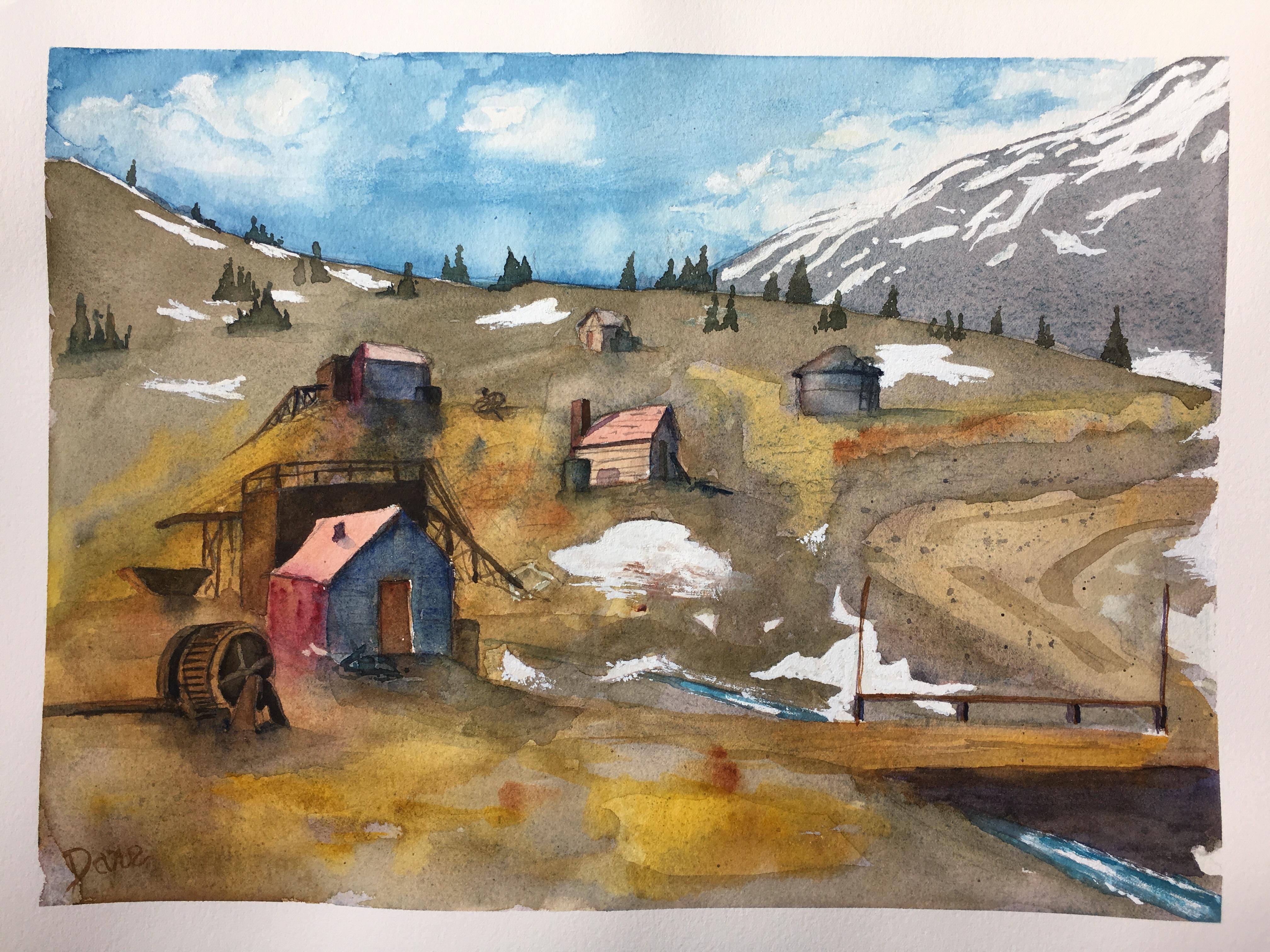 CO Mining Camp