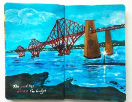Queensferry Forth Bridge