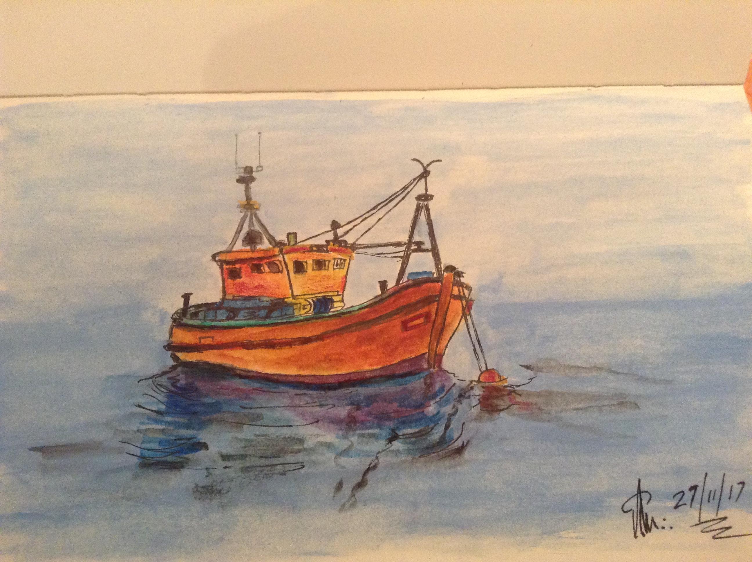 fishing boat 2