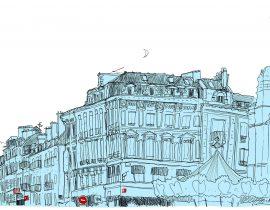 Maxime Belloche sketchtraveler