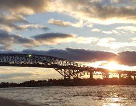 Bluewater Sunset