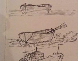 Boats, study
