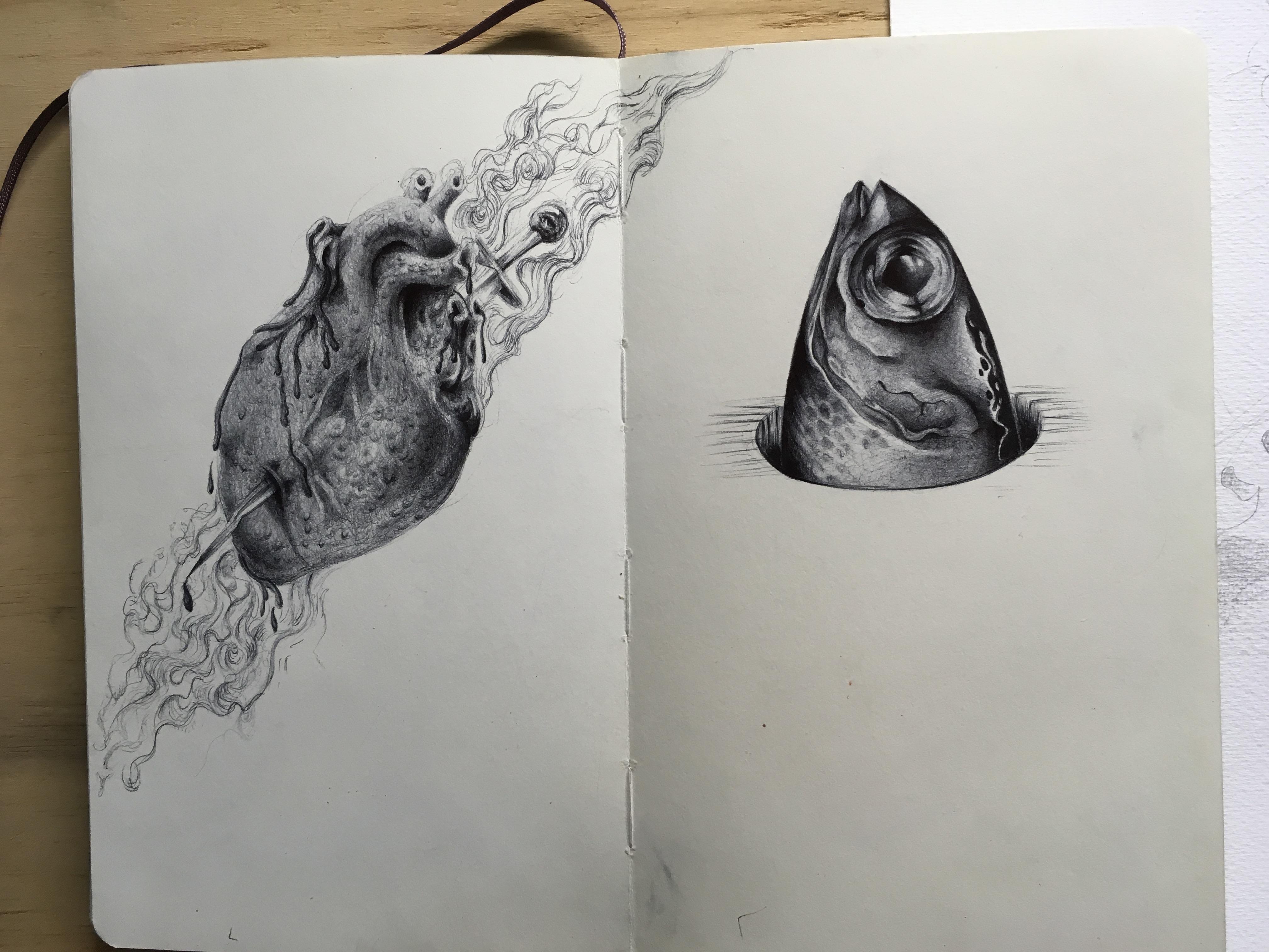 Fish & heart