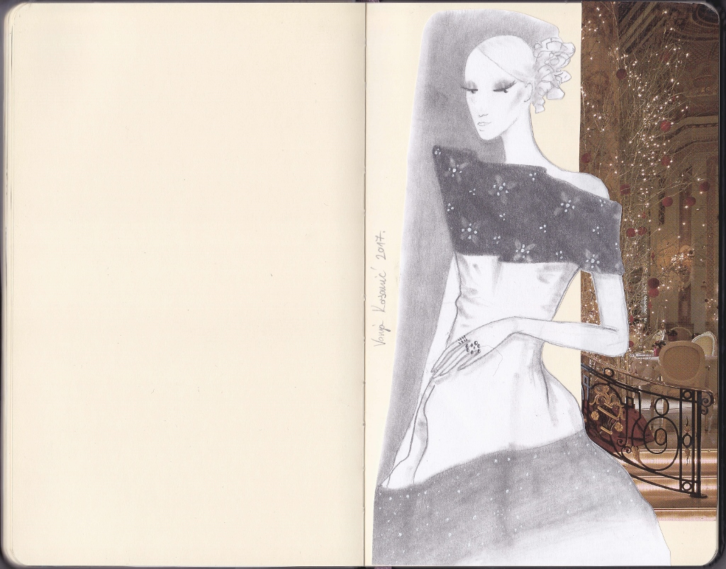Fashion illustration 35