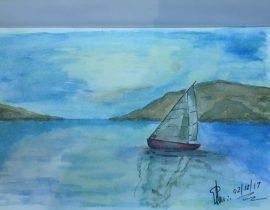 Sailing….